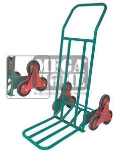 Количка за стълби Troy 75 кг