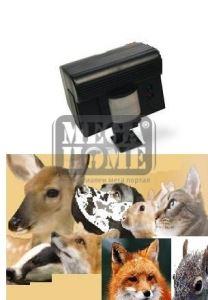 Ултразвуков електронен апарат с детектор срещу вредители