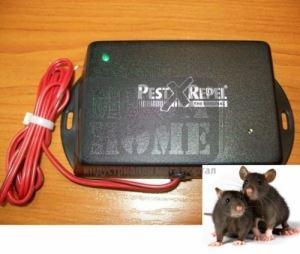 Електронен стационарен уред срещу гризачи в транспортни средства