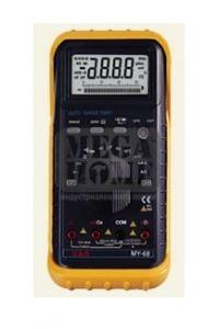 Мултицет дигитален V&A  с  3 3/4 цифров LCD дисплей