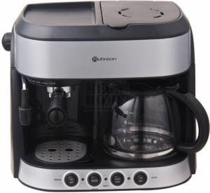 Комбинирана кафемашина 2 в 1 R-970 Rohnson