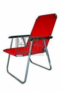 Стол стомана и полиестер Top Garden