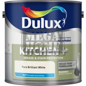 Матова боя за кухня Dulax 2.5 л