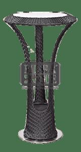 Бар маса Como black CT 9581