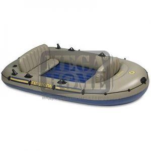Надуваем лодка за екскурзии Intex