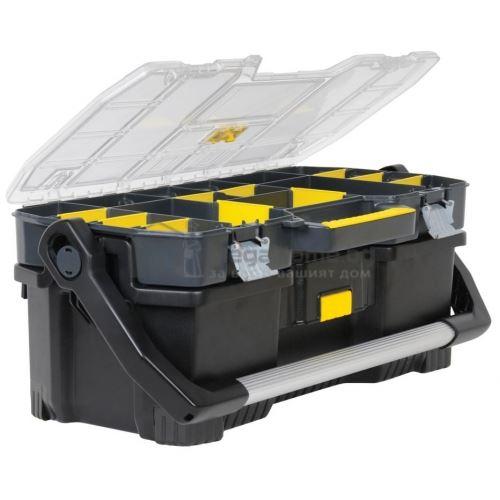 Пластмасова кутия за инструменти 556 х 257 х 287 мм  Stanley
