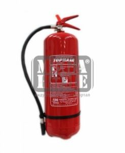 Водопенен пожарогасител 9 литра