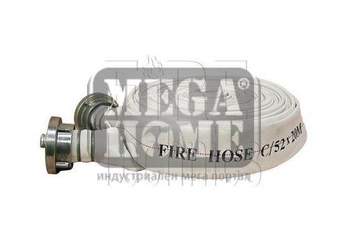 Пожарен шланг с диаметър ø52 мм/8bar