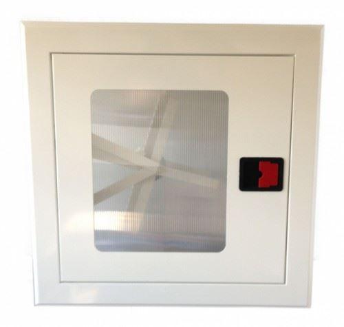 Пожарна касета - шланг с размер 560x560x180 мм