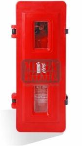 Пластмасова кутия  за пожарогасител 6 кг за МПС