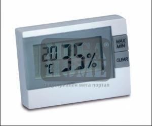 Електронен термометър с хидрометър