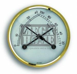 Термометър с хидрометър Climatherm