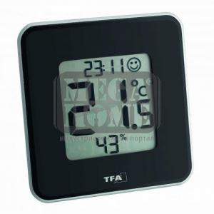 Цифров термометър с хидрометър Style