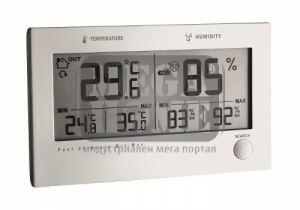 Безжичен термометър с хидрометър Twin Plus