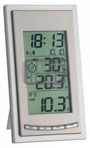 Безжична метеорологична станция с предавател