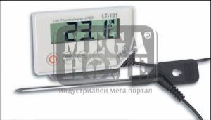 Цифров термометър със сонда 105 мм