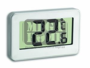 Дигитален термометър за вътрешна температура и хладилник