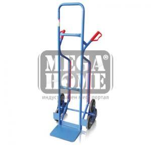 Багажна количка за стълби с 6 колела 250 кг ERBA