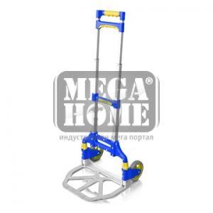 Алуминиева багажна количка със сгъваем плот 70 кг ERBA
