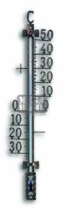 Стенен термометър 275 мм старееща мед