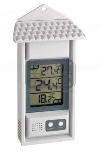 Дигитален термометър за максимална и минимална температура