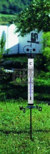 Градински термометър Ветропоказател