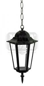 Висящ фенер черен 2R PACIFIC SMALL