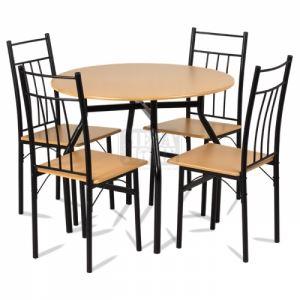 Комплект маса с 4 стола Carmen 20010