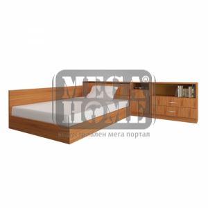 Спалня комплект с повдигащ механизъм