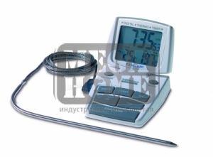 Електронен термометър с таймер за готвене