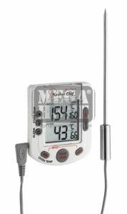 Термометър за печене на месо 2 в 1