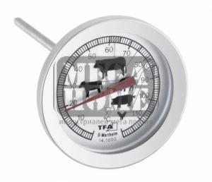 Термометър за печене на месо Ф51 мм