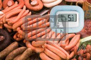 Дигитален термометър за фризер и хладилник