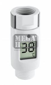 Дигитален термометър за душ