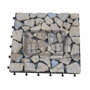 Мозаечни плочки с кафяв оттенък