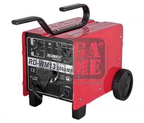 Електрожен Raider 200 A