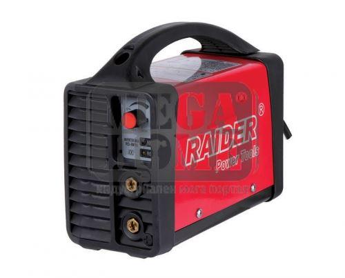 Инверторен електрожен Raider 140 A