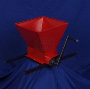 Гроздомелачка 38 л с два алуминиеви вала