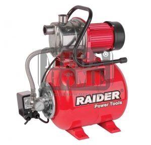 Хидрофорна помпа Raider 1200 W 1