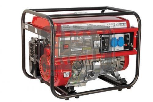 Бензинов генератор за ток Raider 5000 W