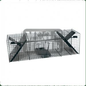 Капан за дребни хищници с два отвора