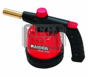 Горелка за патрон с пиезо Raider Ø20 мм