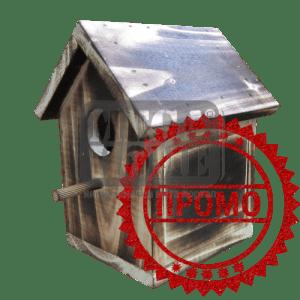 Къща за птици 135х150х185 мм