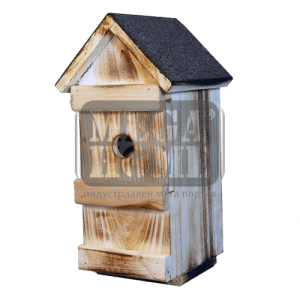 Къща за птици 320х160х150 мм