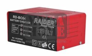 Зарядно за акумулатор Raider 62 W