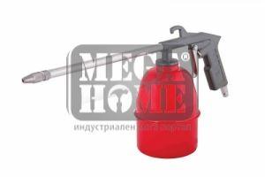 Пистолет за почистване с долно казанче Raider 800 мл