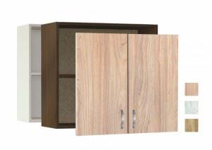 Горен кухненски шкаф 80 с вратички Бени