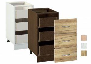 Шкаф с три чекмеджета