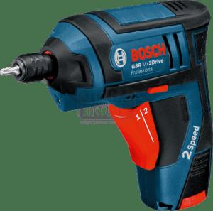 Акумулаторен винтоверт Bosch GSR Mx2Drive Professional