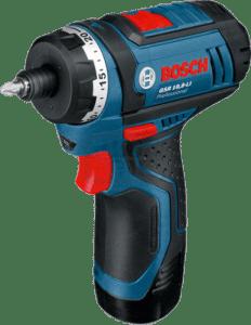 Акумулаторен винтоверт Bosch GSR 10,8-LI Professional